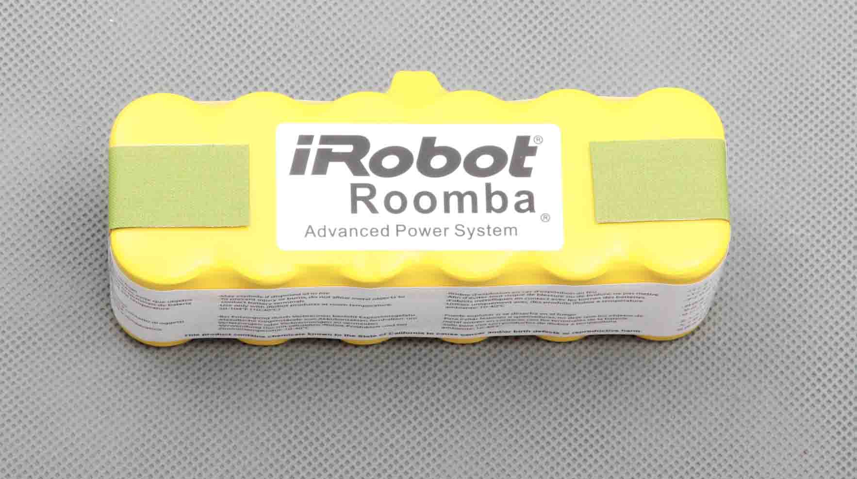 Roomba 500 600 700 and Scooba 450 Series NiMH Battery