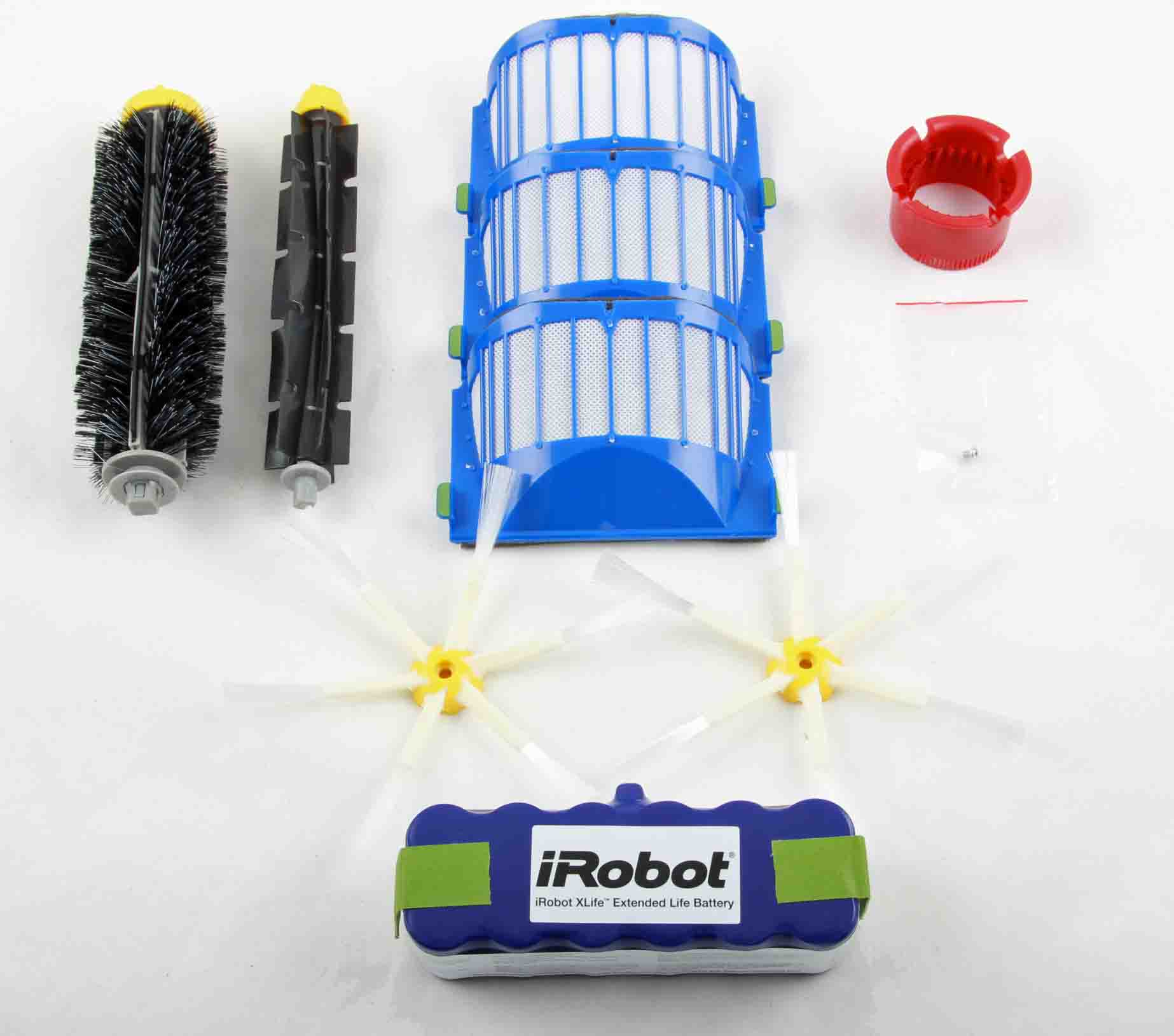 Roomba 600 Series Replenishment Kit 6 Arm with Xlife Battery